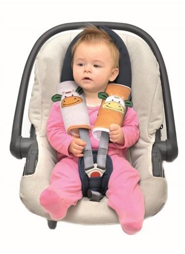 Sevi Bebe Sevi Bebe Oto Koltuğu Kemer Kılıfı  Oranj